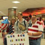 ICES Student at airport 1 min 150x150 - Rok szkolny w USA